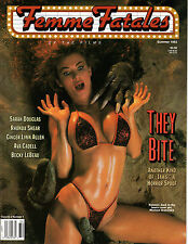 Femme Fatales Magazine Sarah Douglas