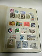 Lot Of Unused Vintage Canada Canadian Stamps Stamp Collection