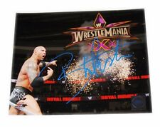 WWE BATISTA THE ANIMAL HAND SIGNED AUTOGRAPHED 8X10 PHOTO FILE PHOTO WITH COA 1