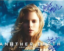 Brit Marling, William Mapother & Mike Cahill signed 8x10 Photo - In Person Proof