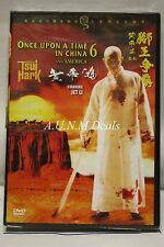 Once Upon a Time in China 6 ntsc import dvd English subtitle