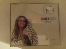 SHOLA AMA - STILL BELIEVE. CD SINGOLO