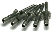 "Structural POP Rivets Stainless Steel- (6-4) 3/16"" (0.059 - 0.270 Grip) Qty-25"