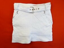 CLOSED Jupe jean Taille 40 FR - Blanche - assez courte