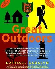 Uncle Sam's Guide to the Great Outdoors by Sagalyn, Raphael