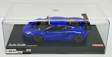 Kyosho Mini Z MZP226MB MR-03W-MM McLaren 12C GT3 Blue Metallic