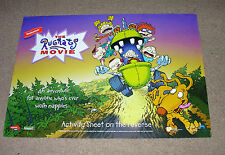 The Rugrats Movie : UK Mini Quad Poster