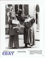 Eric Idle Robbie Coltraine in drags as Nuns VINTAGE Photo Nuns On The Run