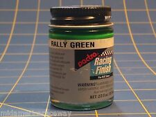 Pactra RC58 Rally Green Lexan Paint 2/3 oz Mid America