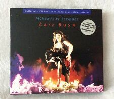 Rare KATE BUSH Moments Of Pleasure CD Box Set 4 Colour Prints 1993 UK *FREE P&P*