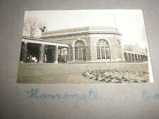 2 Old amateur photographs Harrogate 1939 Ref 5abc8