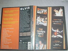 ELVIS PRESLEY DVD- THE PRIVATE TAPES VOL.7