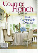 COUNTRY FRENCH, FALL / WINTER, 2011 ( LIVE IN COMFORTABLE ELEGANCE )