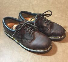 Dr. Martens 8053 M Sz 5 L Sz 6 leather brown oxford Nice Shoe Made in ENGLAND