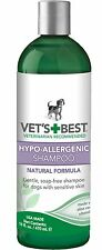 Vet's Best Hypo-Allergenic Dog Shampoo 16 oz