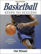 Basketball Steps To Success: Steps to Success (Steps to Success Series-ExLibrary