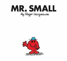 NEW (12)  MR SMALL ( BUY 5 GET 1 FREE book )  Little Miss Mr Men
