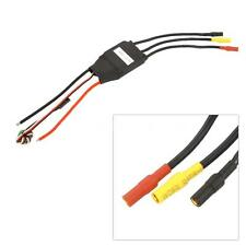 50A Brushless ESC Electric Speed Controller with 3A BEC for RC Airplane