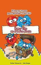 Pum y Tito en el barco pirata (Pum y Tito series) (Spanish Edition), Echevarria,