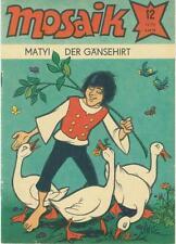 Mosaik 1979/ 12 (Z1, Aufkleber), Junge Welt