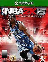 NBA 2K15 Xbox One / Quick & Free Shipping / New & NOT Sealed
