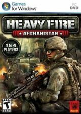 Heavy Fire Afghanistan  Fast Deadly and Unrelenting Combat for PC  Brand New
