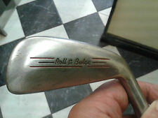 Roll & Bulge Controller Driving Iron