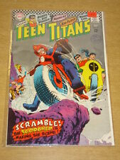 TEEN TITANS #10 FN (6.0) DC COMICS AUGUST 1967 **