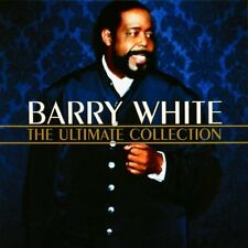 Barry White-The Ultimate Collection   / MERCURY RECORDS CD 2000 Neu
