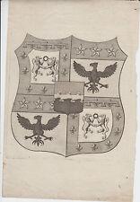 § EX-LIBRIS LAURENT PLANELLI de LA VALETTE (1707-1792) - LYON §