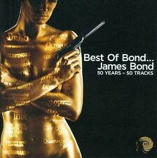 Best of Bond... James Bond [50 Years, 50 Tracks] by Various Artists CD