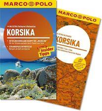 !! Korsika UNGELESEN Reiseführer mit Karte 2013 Marco Polo