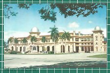 CWC   Postcards   Malaya   1950s Railway Station, Ipoh #3307 Near Mint