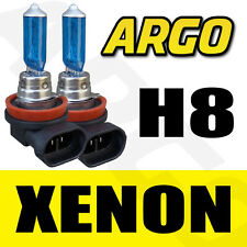 H8 35W 12V XENON WHITE HID FRONT FOG LIGHT BULBS PORSCHE 911 - 997 TARGA