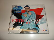 Cd   Call my name von Pietro Lombardi
