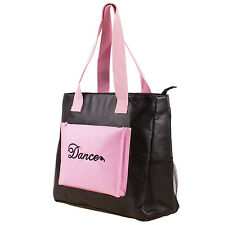 Girls Dance Large Tote Bag
