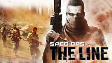 SPEC OPS THE LINE ( STEAM key only)