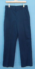 MEN'S PARAMOUNT FIREWEAR FECHHEIMER NAVY UNIFORM PANTS -- SIZE 31 REG