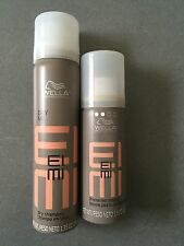 Wella Professional Dry Me Dry Shampoo 1.35oz And Precise Root Mousse 1.5oz