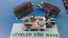 New Calibrated Leveling Head for Tektronix SG504 1GHz Leveled/FM Sig. Generator