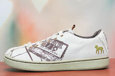 NWOB Chic L.A.M.B Gwen Stefani FALL 2005 Mixtape Embroidered Slip-On SNEAKERS 7