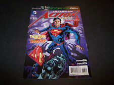 NEW 52 SUPERMAN IN ACTION COMICS #13 1ST KRYPTO DC GRANT MORRISON FIRST PRINT