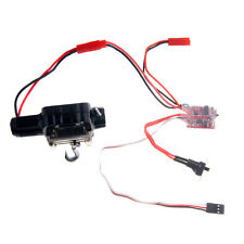 RC Climbing Metal Winch Warn Switch Controller For 1:10 RC4WD D90 Jeep Wrangler