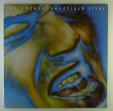 "12"" LP - Joe Cocker - Sheffield Steel - L4786 - washed & cleaned"