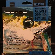 Hatch Tropical Sinking Fly Line 400g or 400 Grain