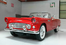 G LGB 1:24 Scale 1956 Ford Thunderbird Convertible Motormax Diecast Model Car
