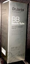 Dr. Jart+ Platinum BB Beauty Balm Cream spf 30 Skin Long Lasting Coverage 50ml
