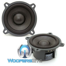 "INFINITY KAPPA PERFECT 300M 3.5"" 75W RMS COMPONENT MIDRANGE CAR AUDIO SPEAKERS"