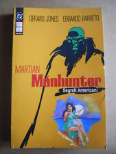 Martian MANHUNTER Segreti Americani vol.3 - Play Extra n°47 Play Press  [G495]