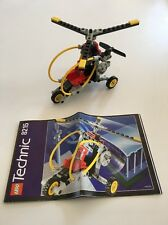 Lego Technic Set # 8215 Gyro Copter 100% Complete